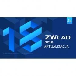 Aktualizacja z ZWCAD Standard 2005-2015 do ZWCAD 2018 Standard