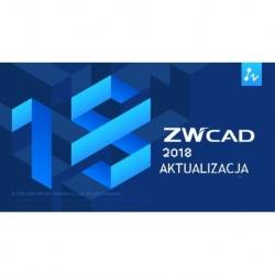Aktualizacja z ZWCAD Professional 2005-2015 do ZWCAD 2018 Professional