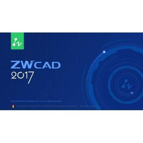 ZWCAD 2017 Professional - licencja roczna