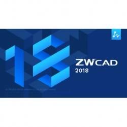 ZWCAD 2018 Standard - licencja dożywotnia