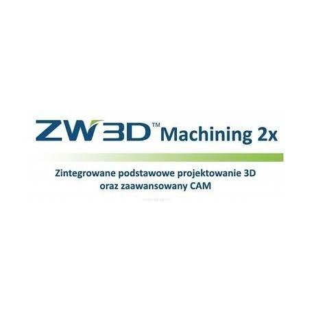 ZW3D 2xMachining