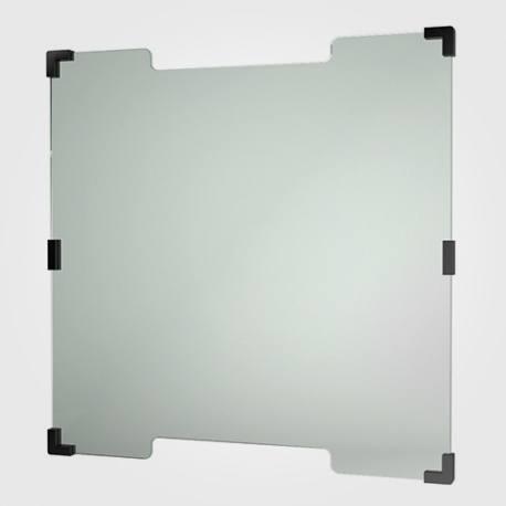 Szklana platforma robocza Zortax m300 plus/dual