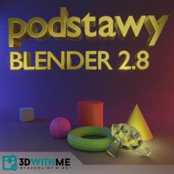 Szkolenie Online - Podstawy grafiki 3D w programie Blender