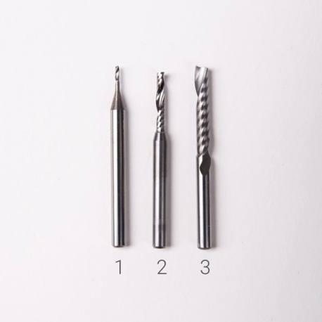 Zmorph Single Flute Universal Tool Kit
