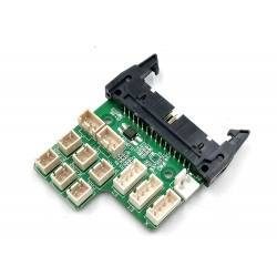 CREALITY 3D 30-PIN EXTRUDER PCB
