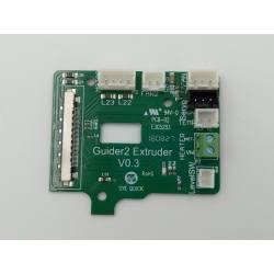 FLASHFORGE GUIDER II EXTRUDER PCB