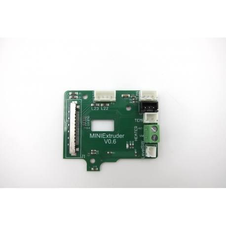 FLASHFORGE FINDER / INVENTOR II EXTRUDER PCB