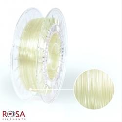 Rosa 3D PVA 1,75mm Natural 0,5kg
